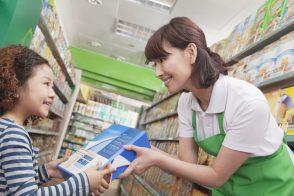 """上海罗森<br>当地员工教育:实现全店铺""""待客""""标准化"""